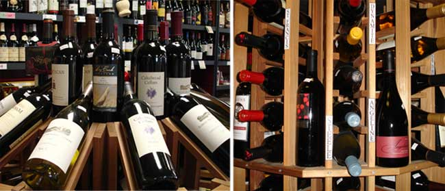 Wide Selection of Beer & Wine