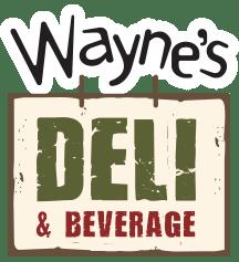 Wayne's Deli Logo